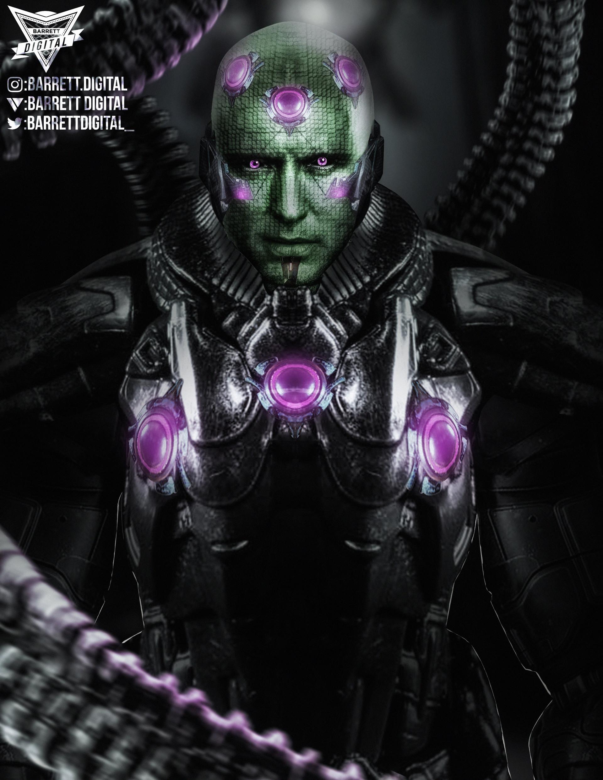 brainiac man of steel - photo #20