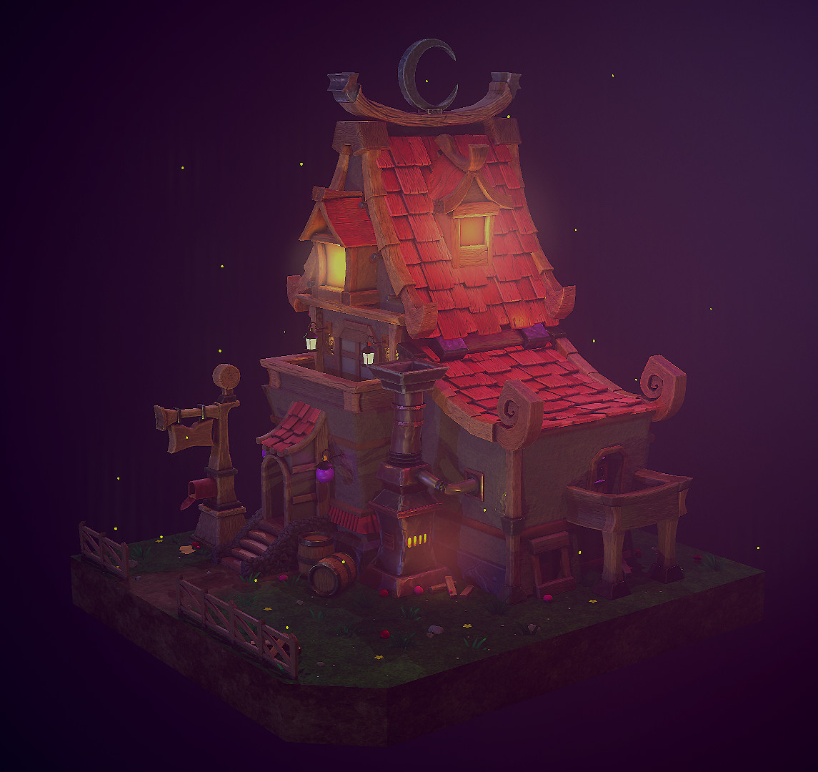 Magical House Finalized