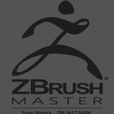 Yuuki morita zbrushmaster logo morita2