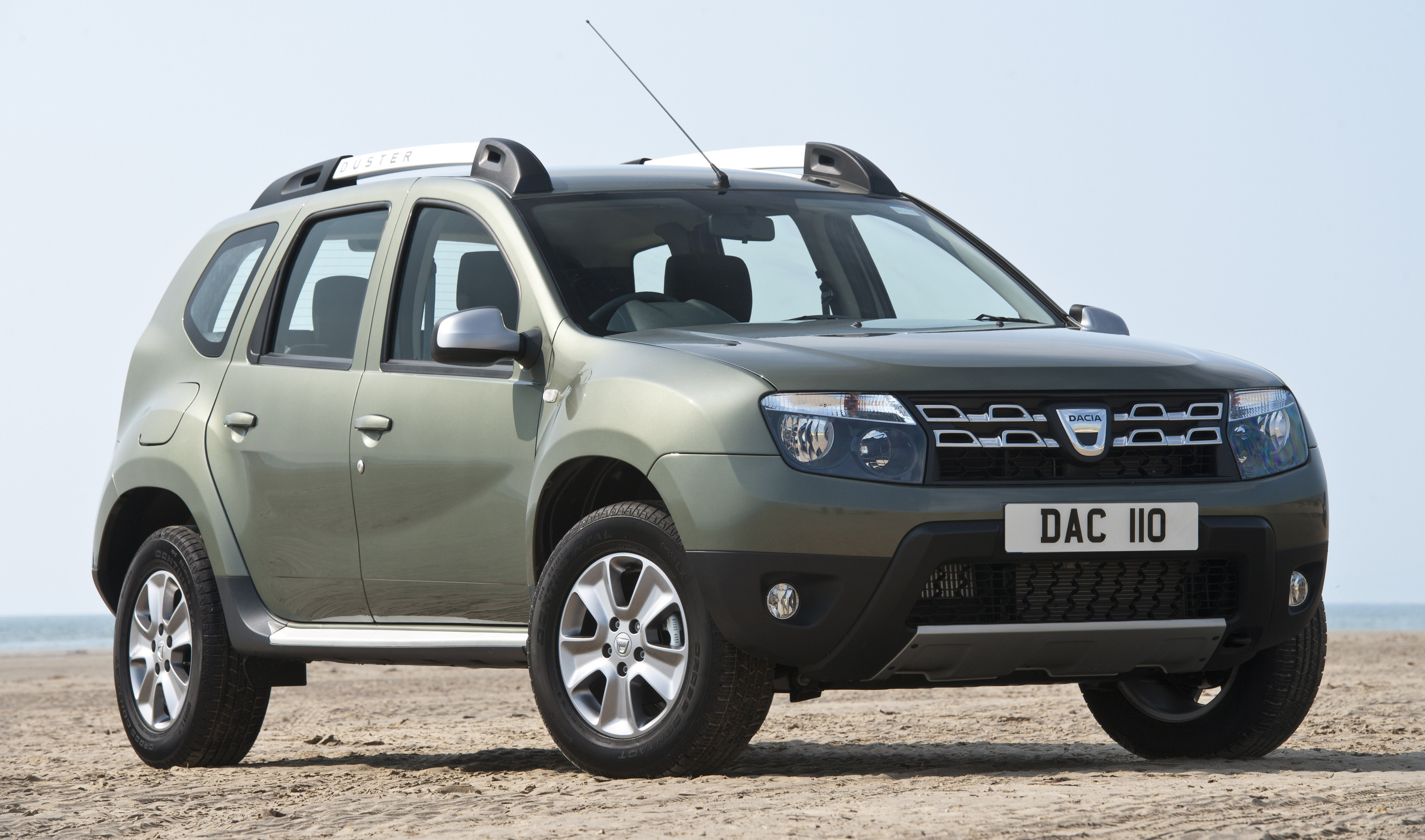 Source image for the Duster body.