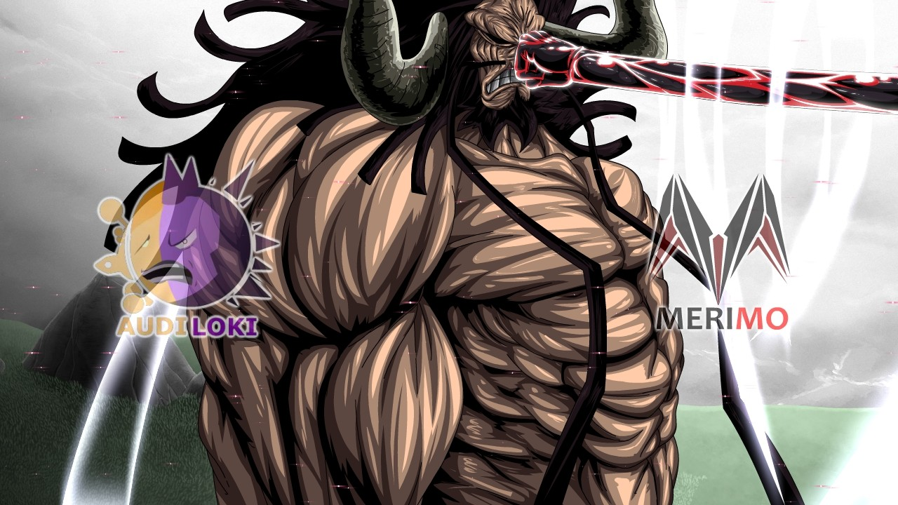 kaido vs luffy manga