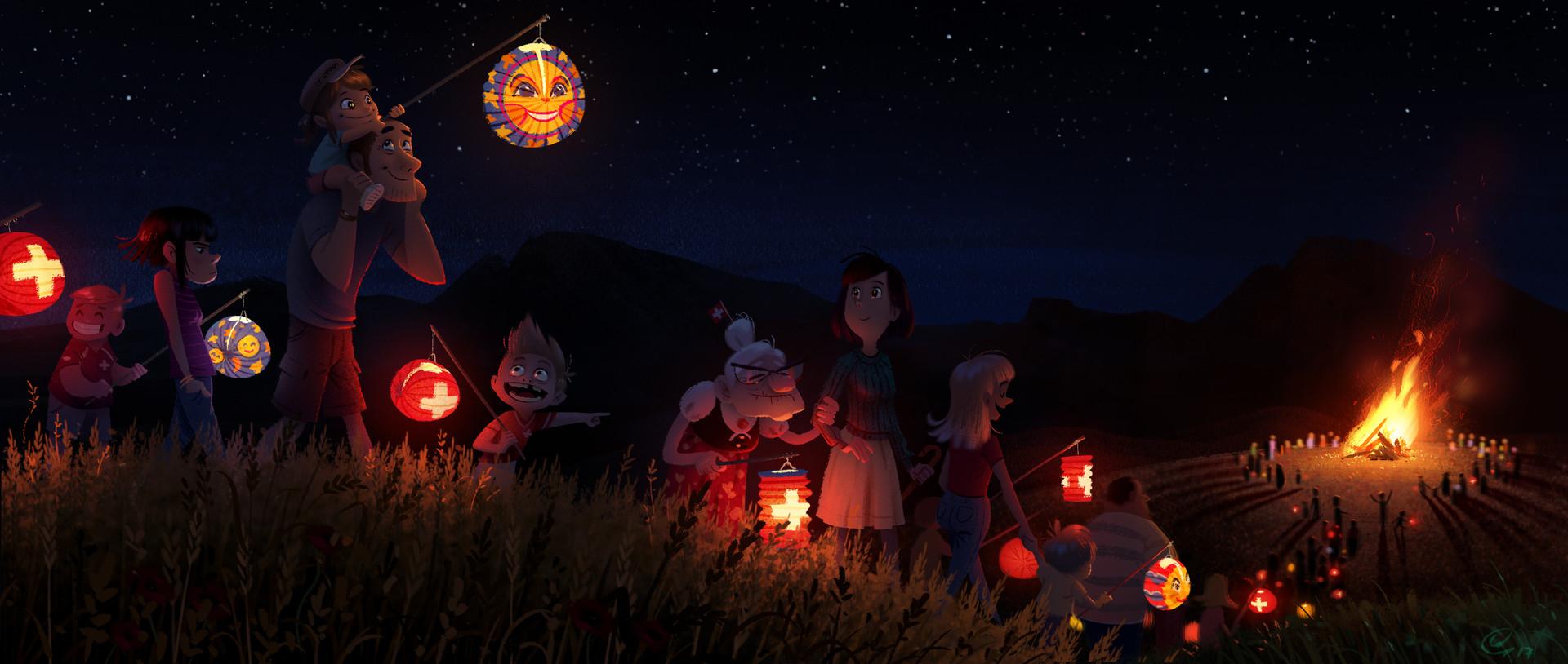 Ludo gavillet lampions 11