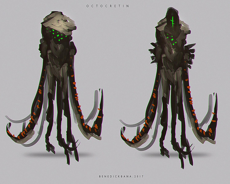Benedick bana octocreture2 lores
