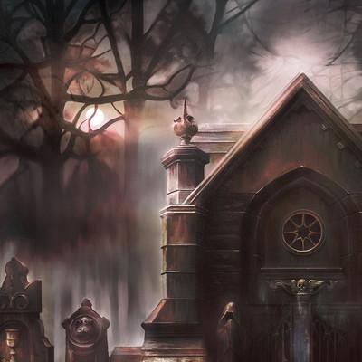 Mady madnoliet family tomb madnoliet