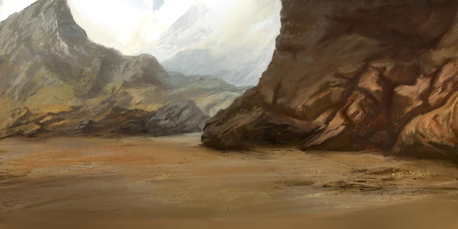 Mountainous Environment