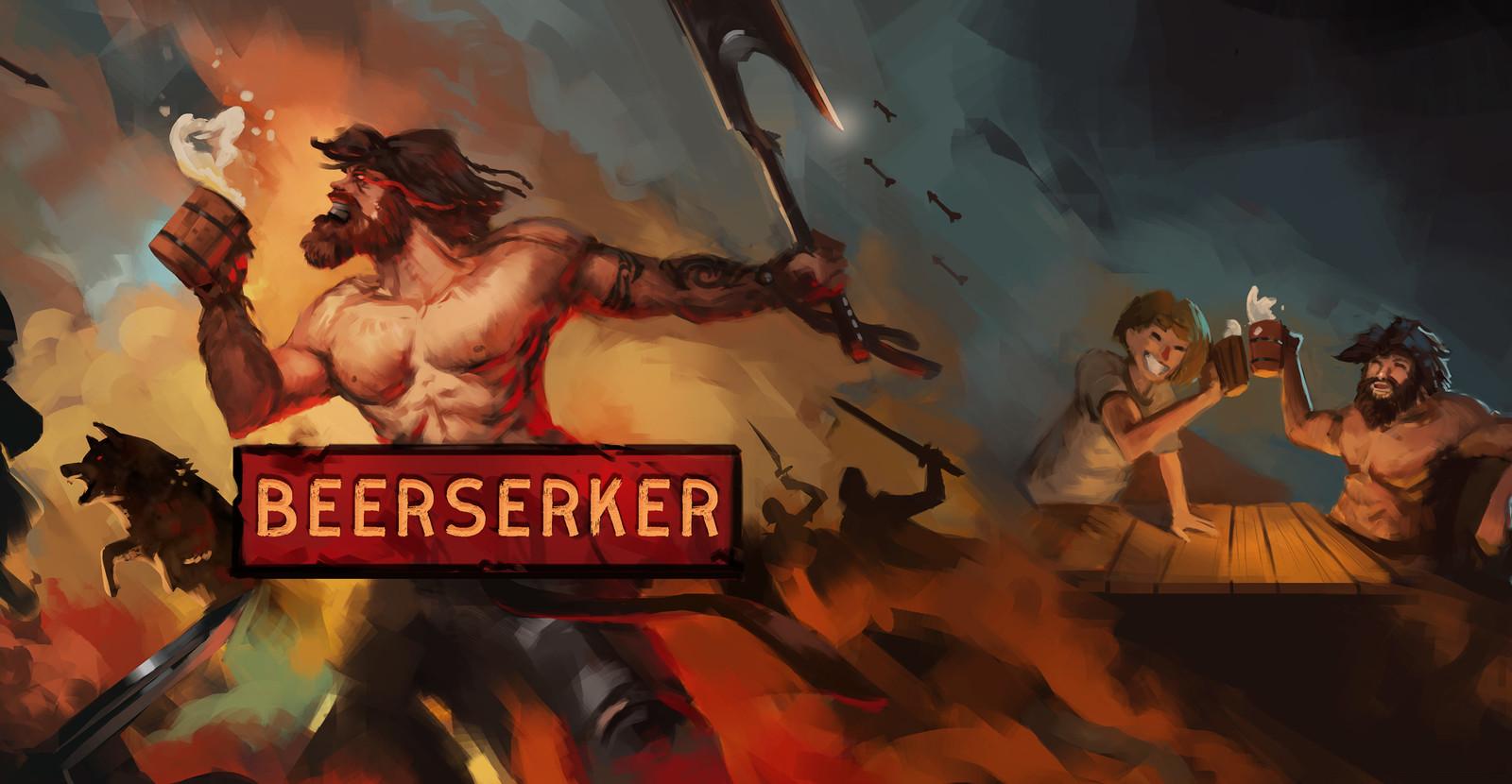 The beerserker
