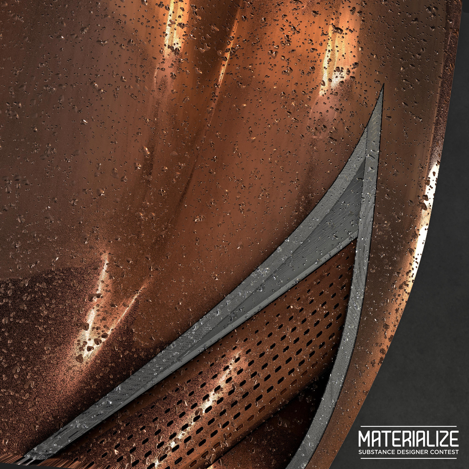 Materialize Contest - Renault Symbioz Concept