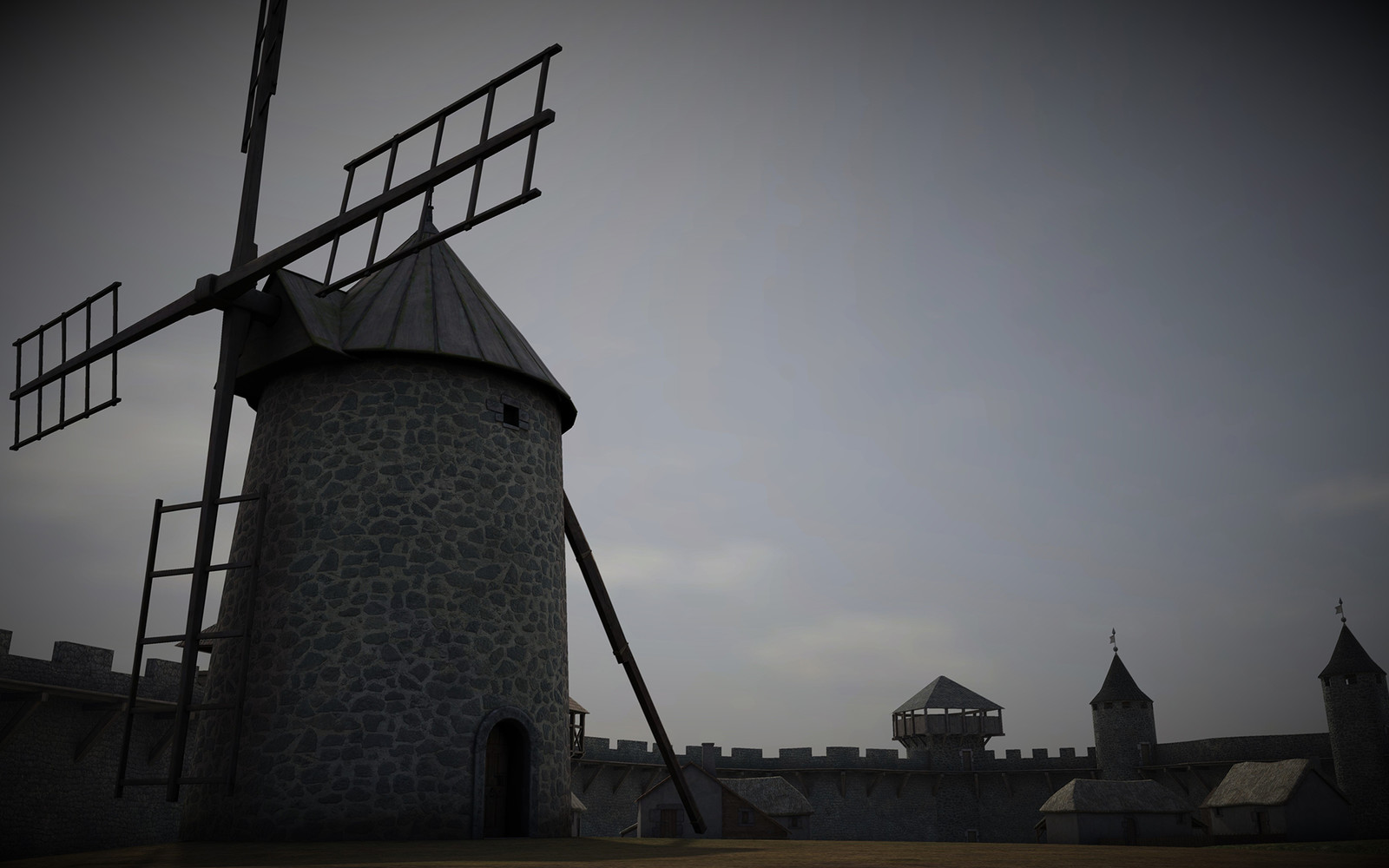 Carlat Fortress
