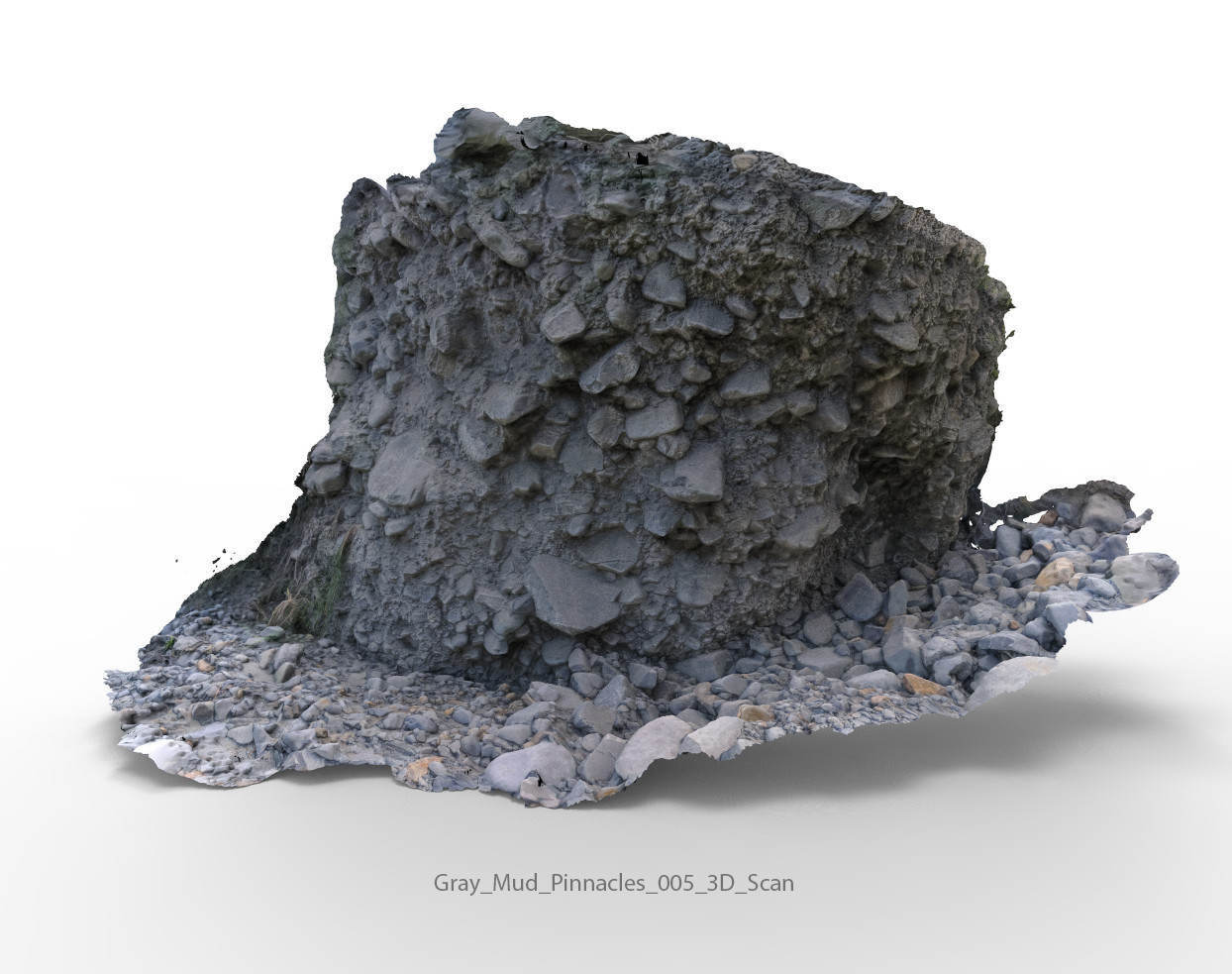 Anton tenitsky gray mud pinnacles 005 3d scan