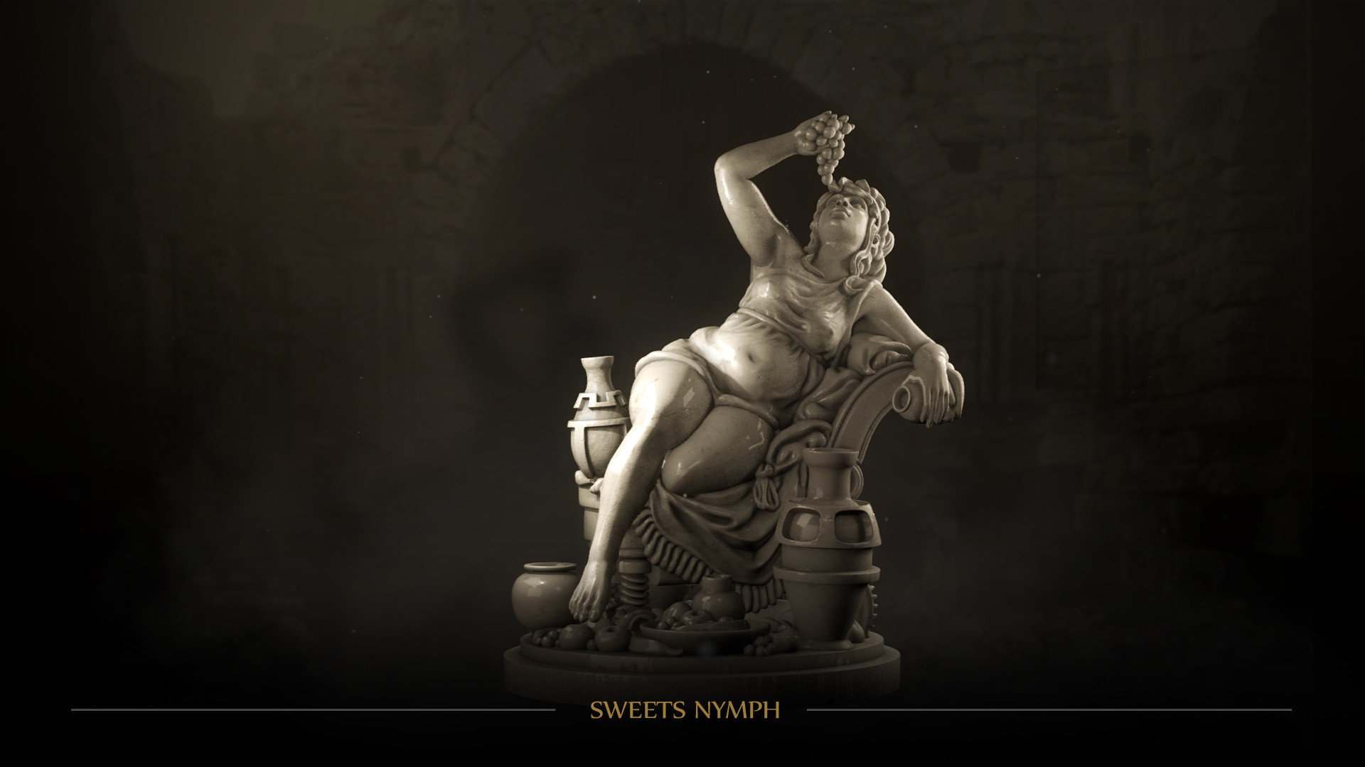 Mateusz lenart sweets nymph turn 200