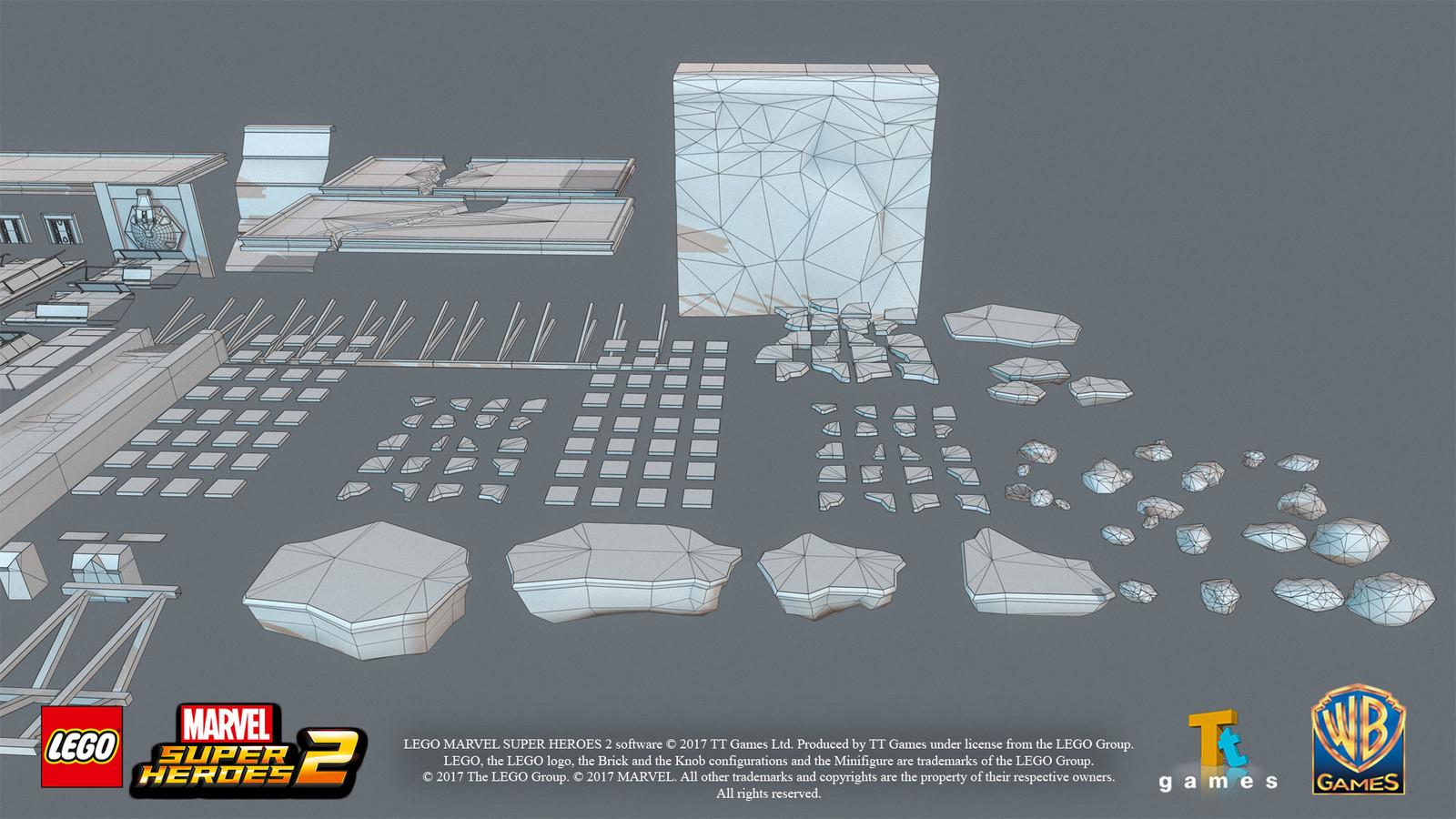 Xandar Modular Kit