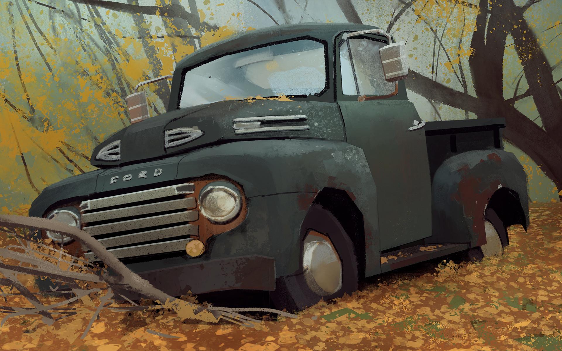 Mike mccain truck4b