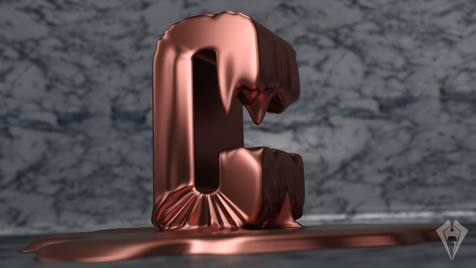 C for Copper by hugo matilde