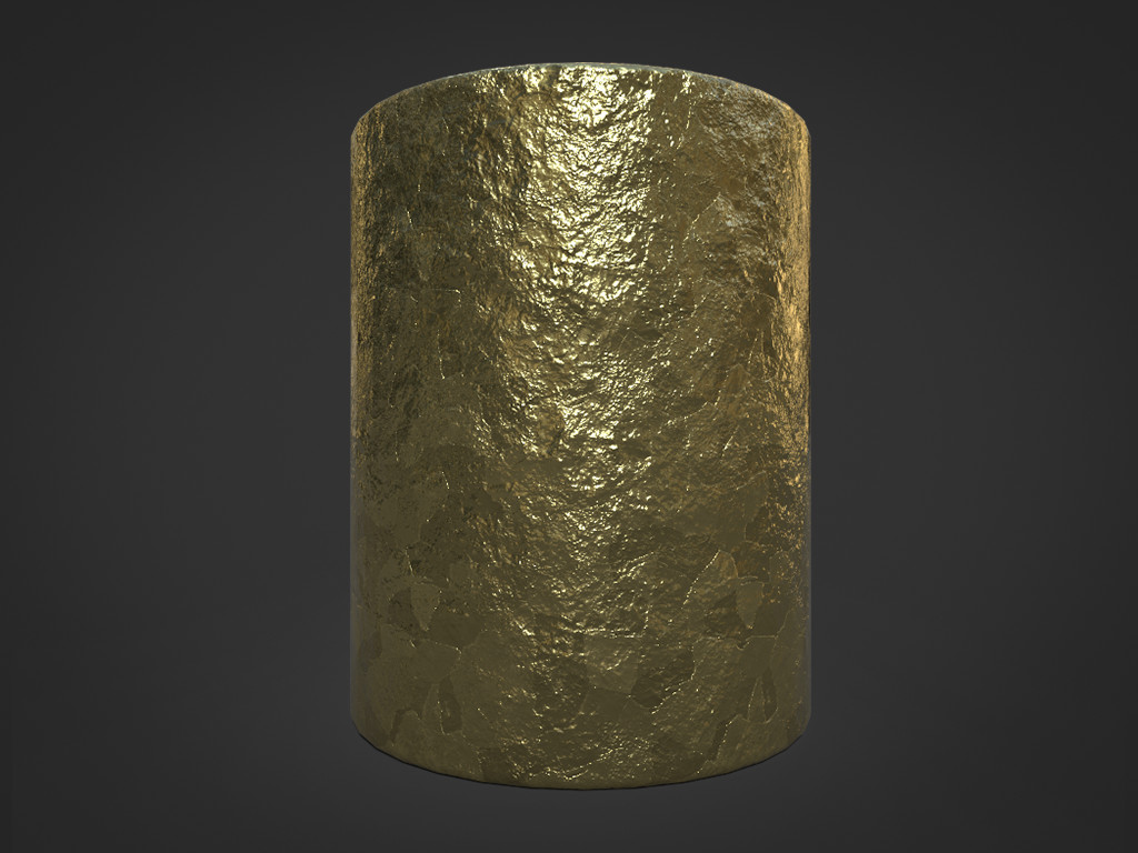 Gold Leaf Substance