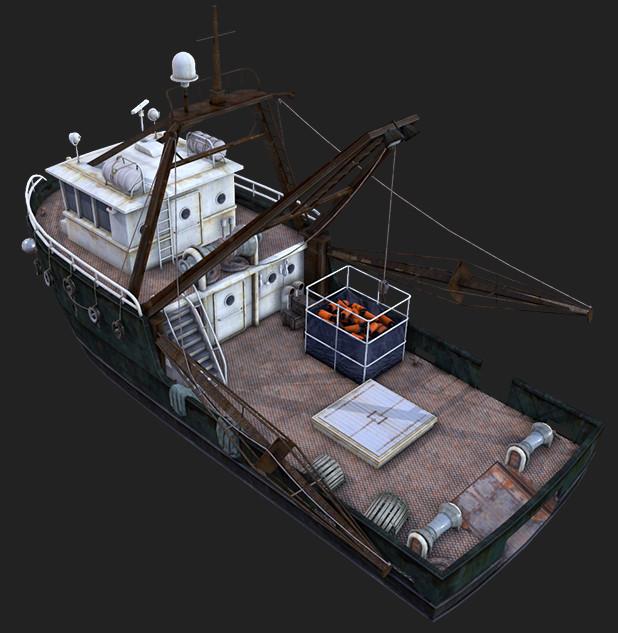 Robert kist trawler 02
