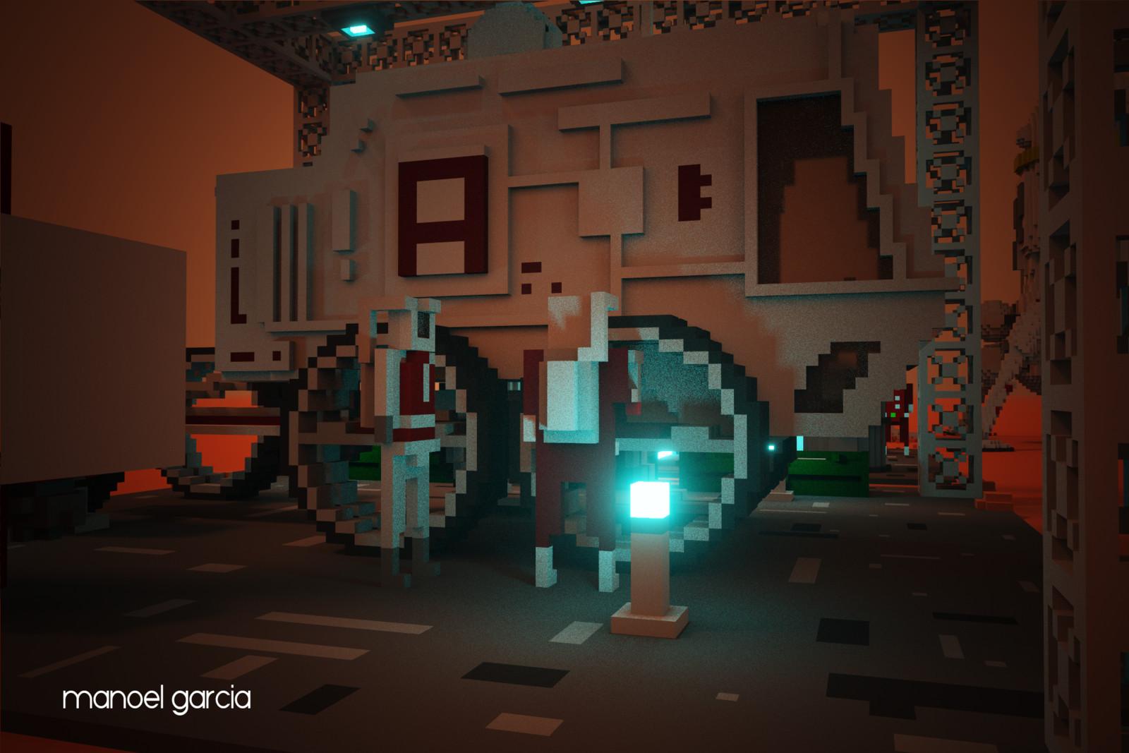 Rover Workshop
