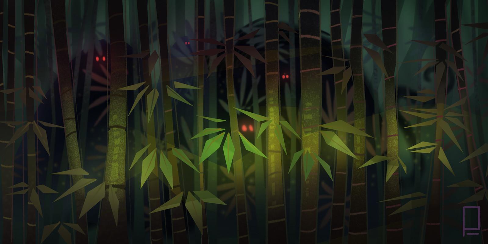Bamboo Monster