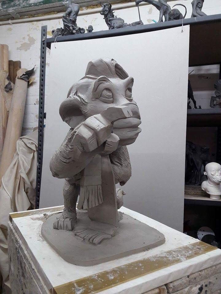 Hewelion/water clay