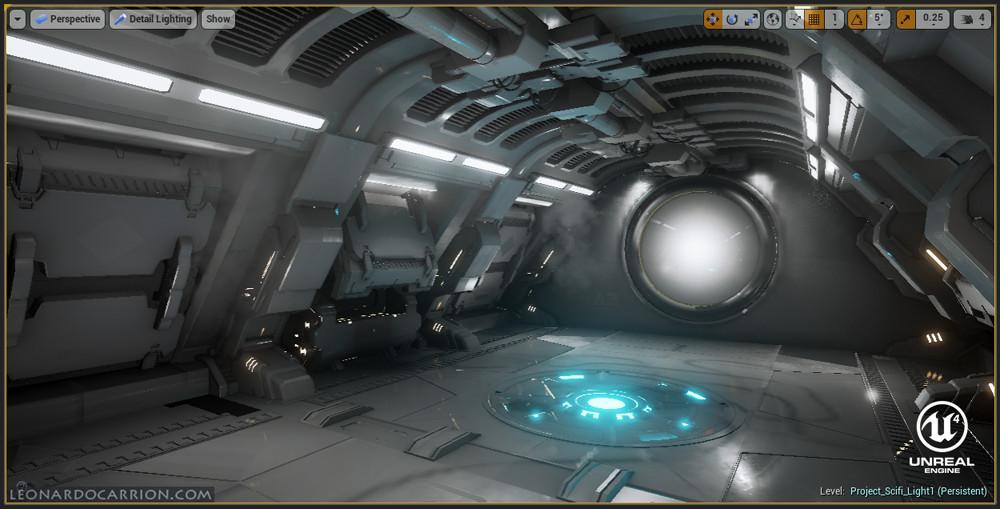 UE4 detail lighting screengrab