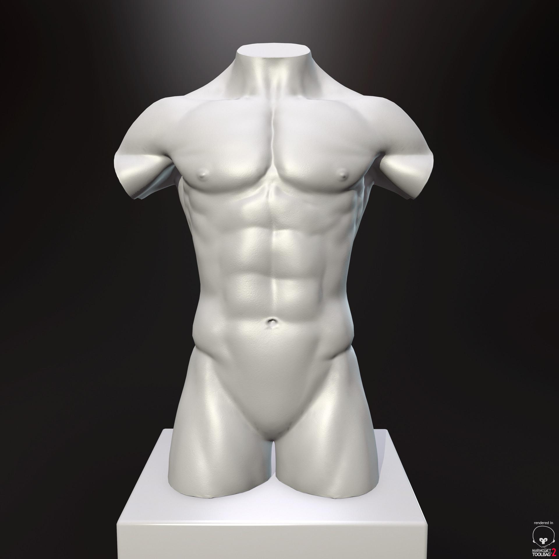 Marc virgili torso 03