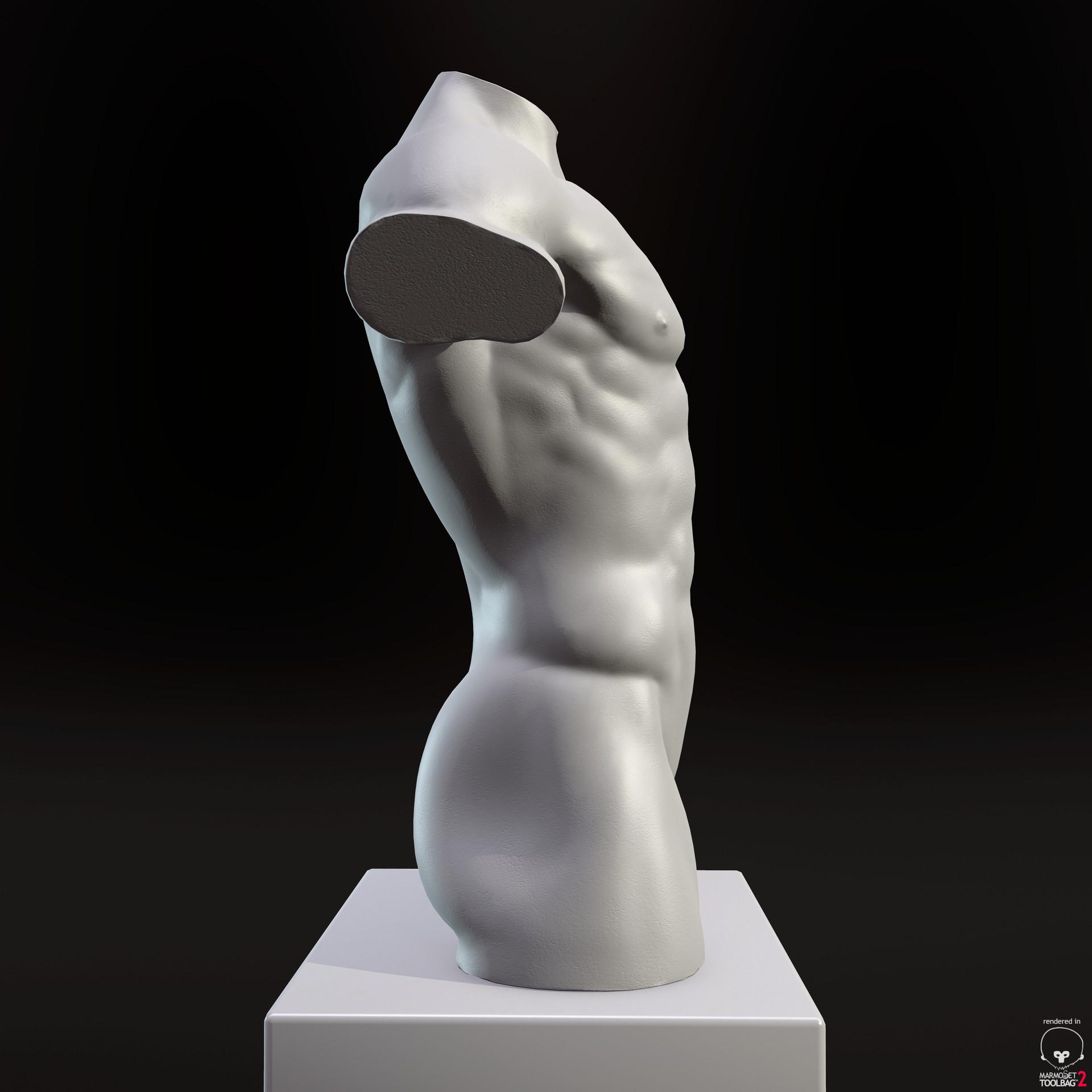 Marc virgili torso 09