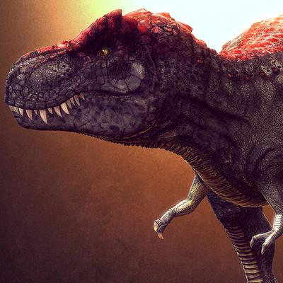 Sascha kozacenko t rex2 small