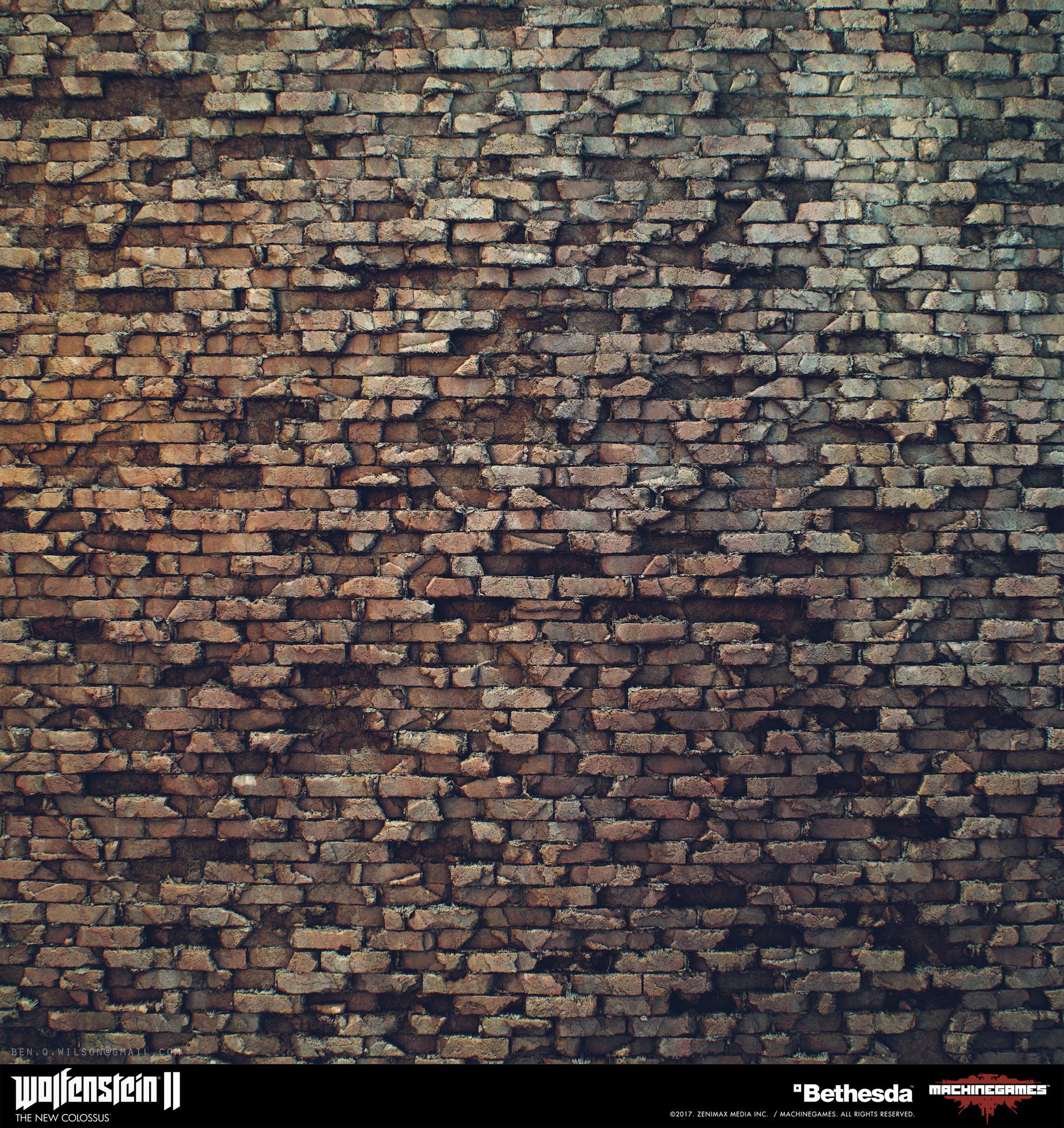 Ben wilson render brick 01