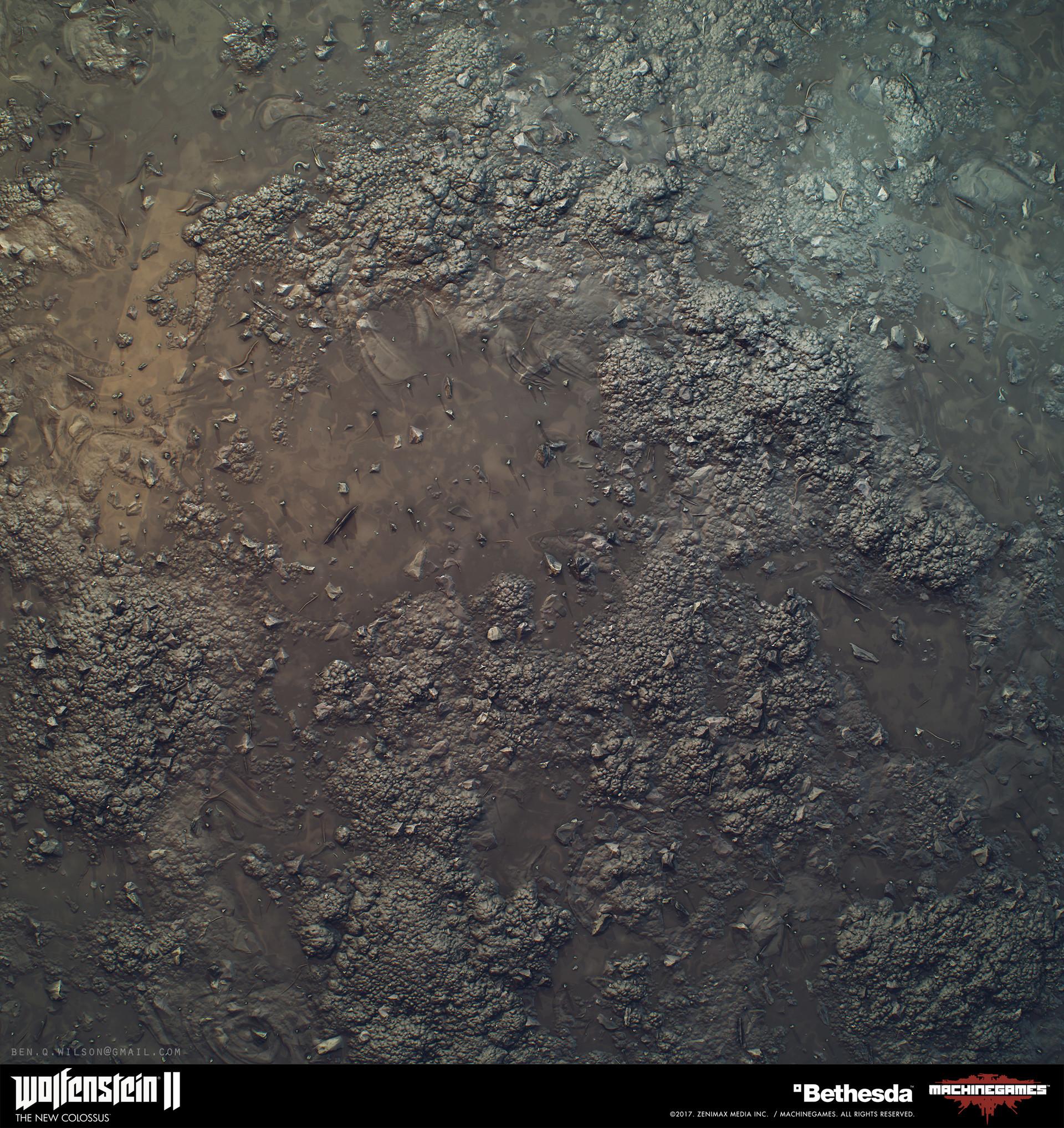 Ben wilson render mud 01
