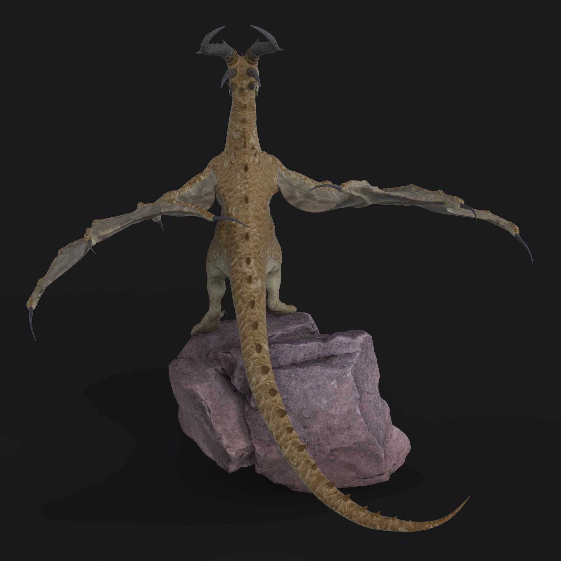 Miquel purra dragon 3