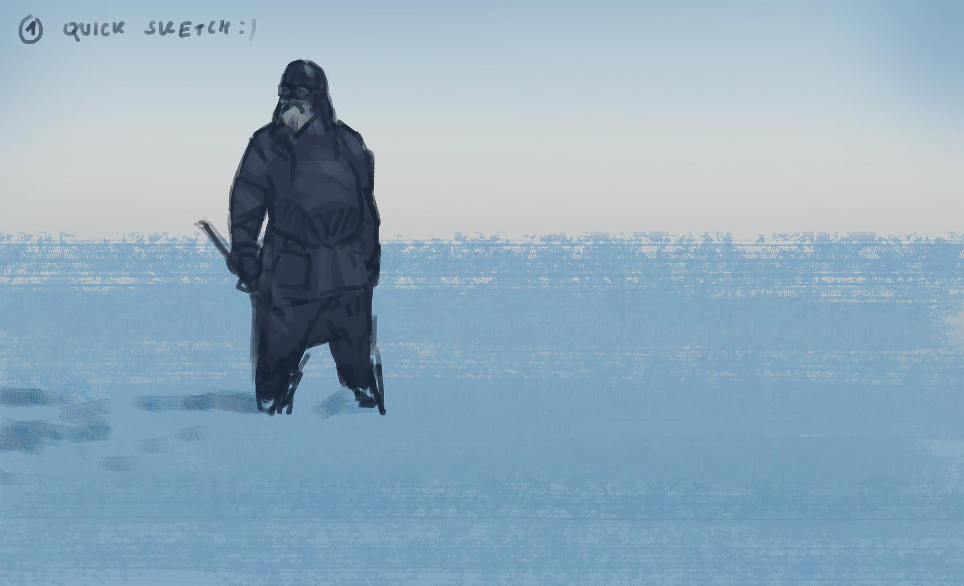 Jakub rozalski steampunk viking01