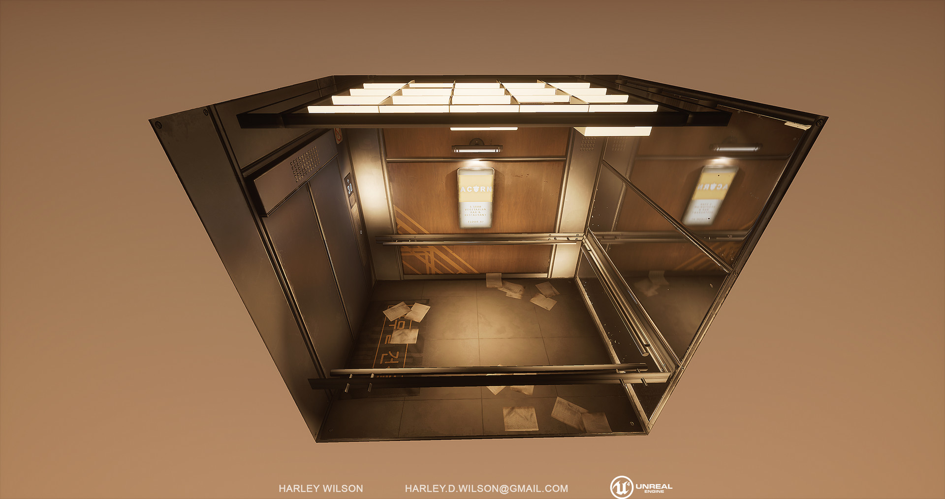 Harley wilson elevator techa