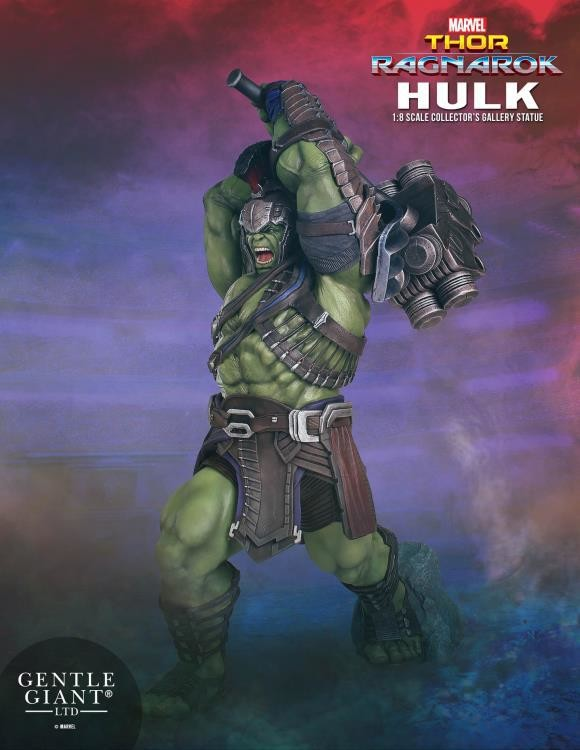 Alejandro pereira gentle giant ragnarok hulk