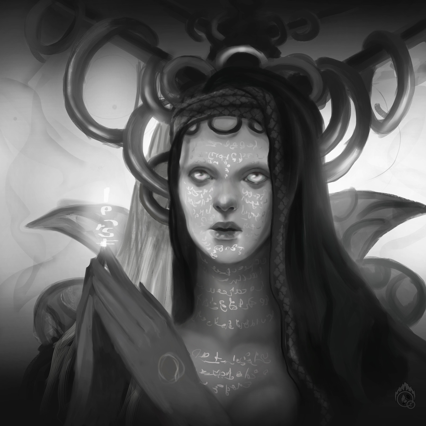 Lorenn tyr sacerdotist trance