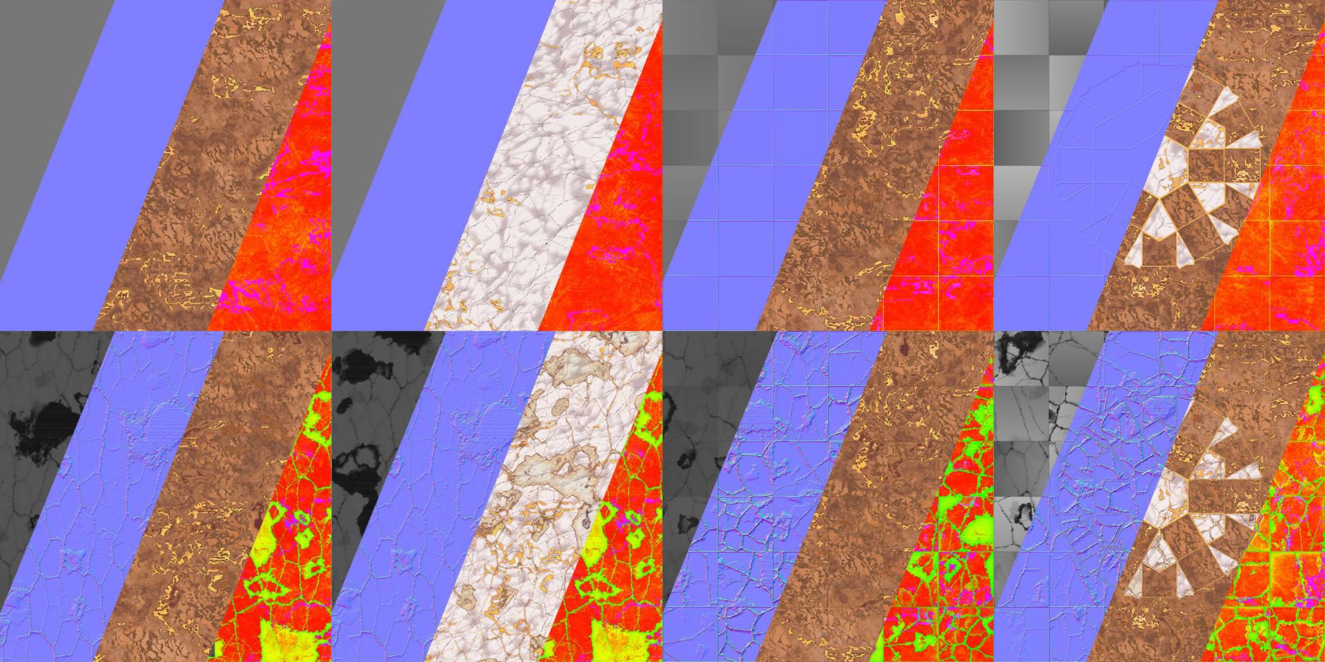 Jona marklund jona marklund biweeklysubstance02 marble textures