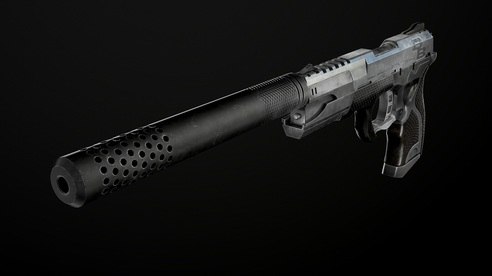 Axel loreman suppressor