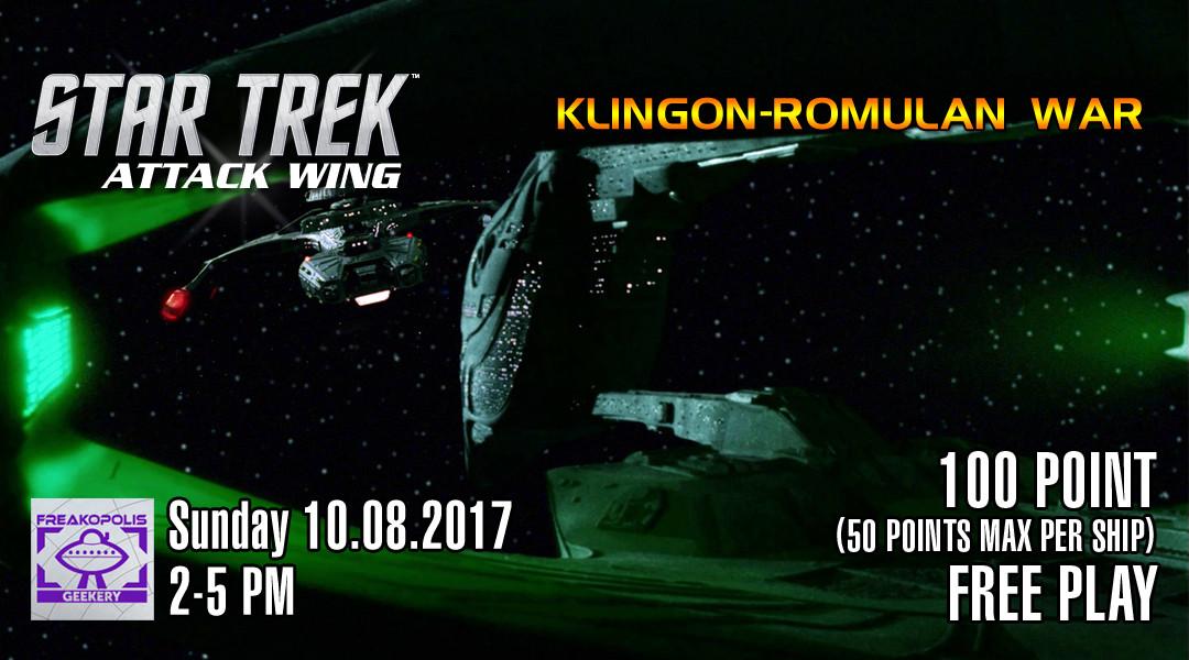Star Trek Attack Wing Event image