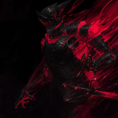 Inky artwork fantomlast