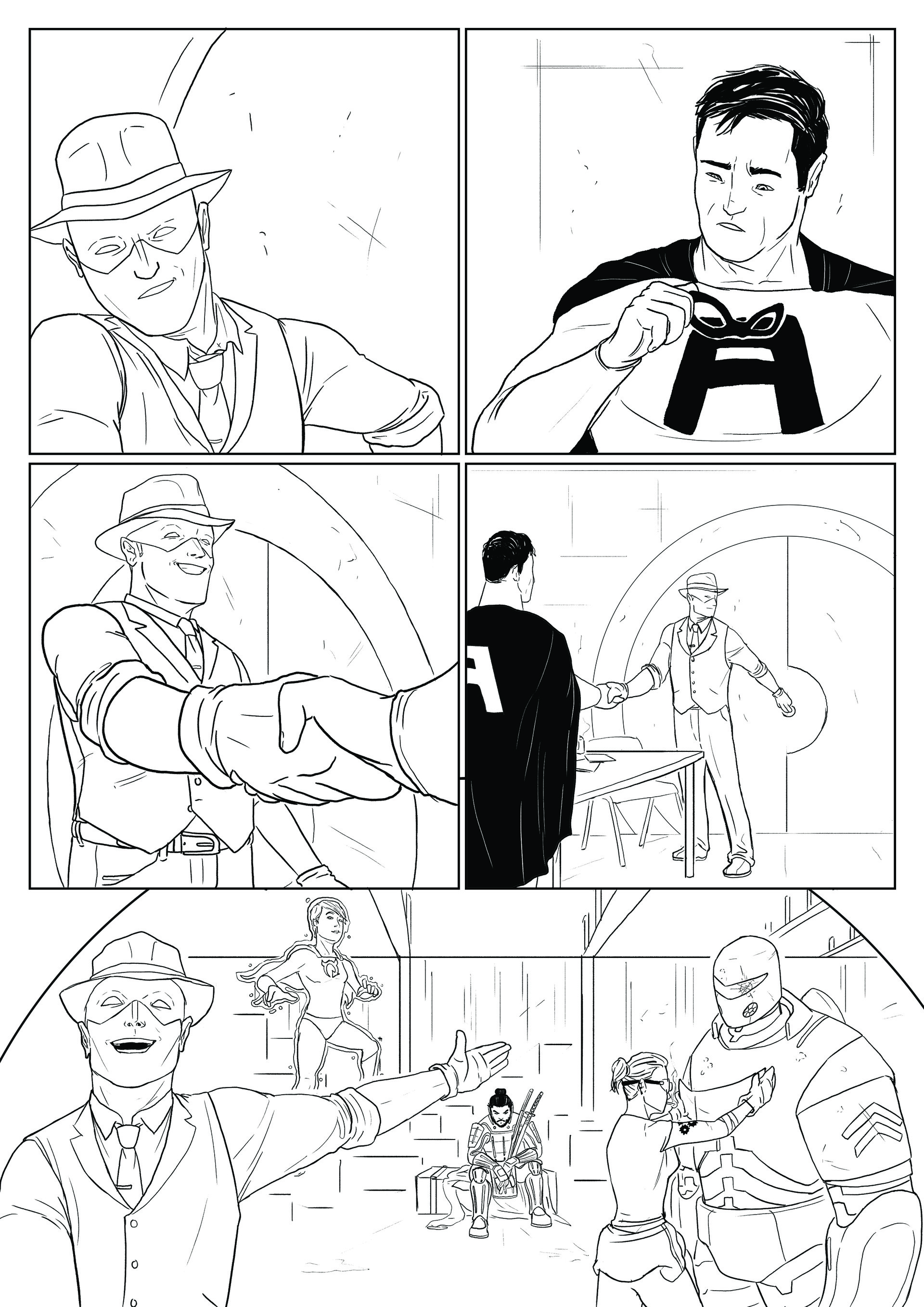 Elliot balson page 2 inks
