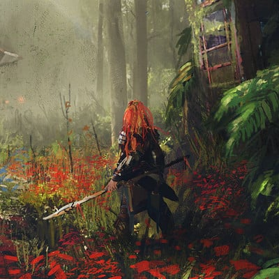Ismail inceoglu horizon zero dawn