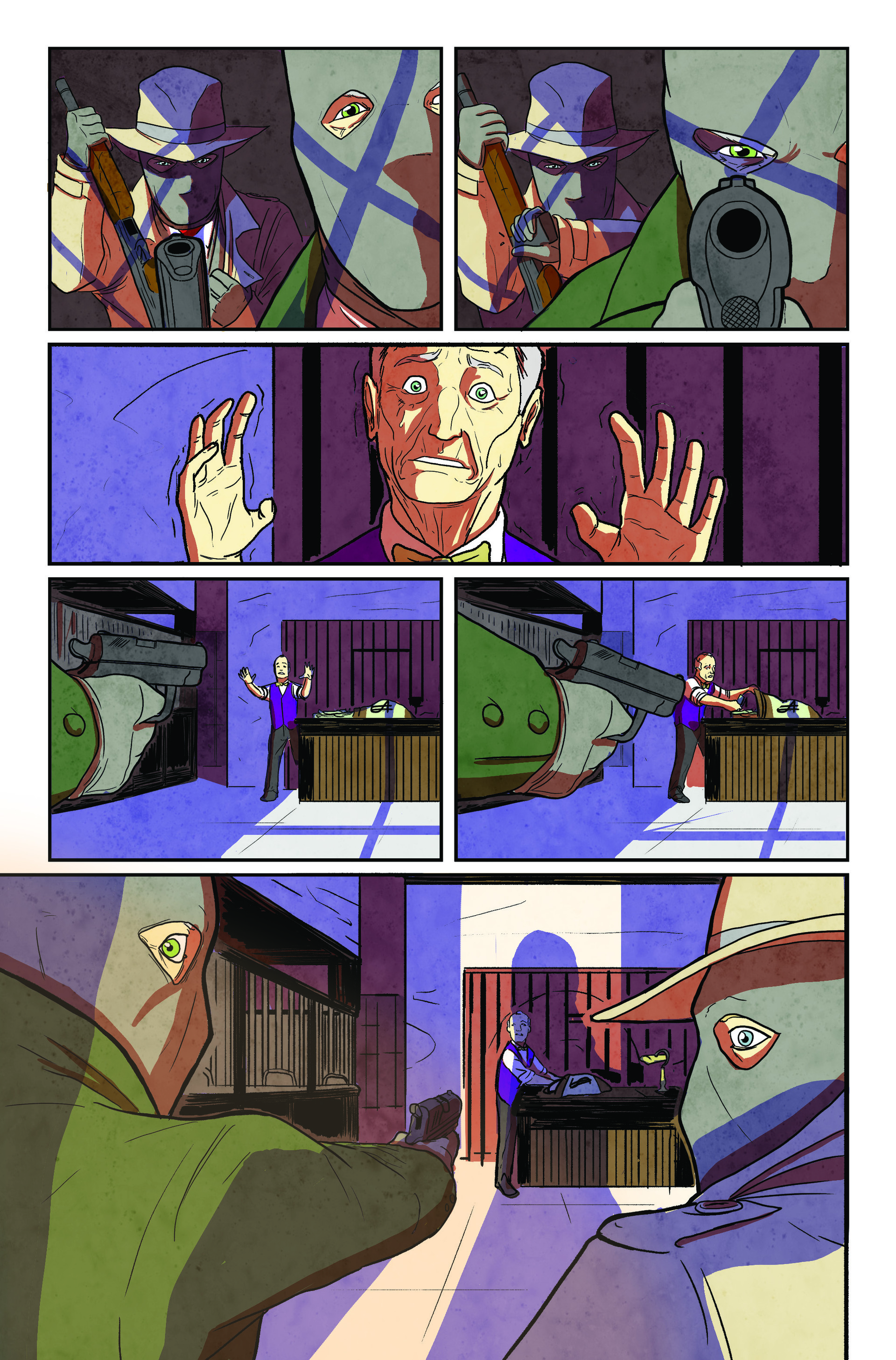 Elliot balson page 4 colours royal
