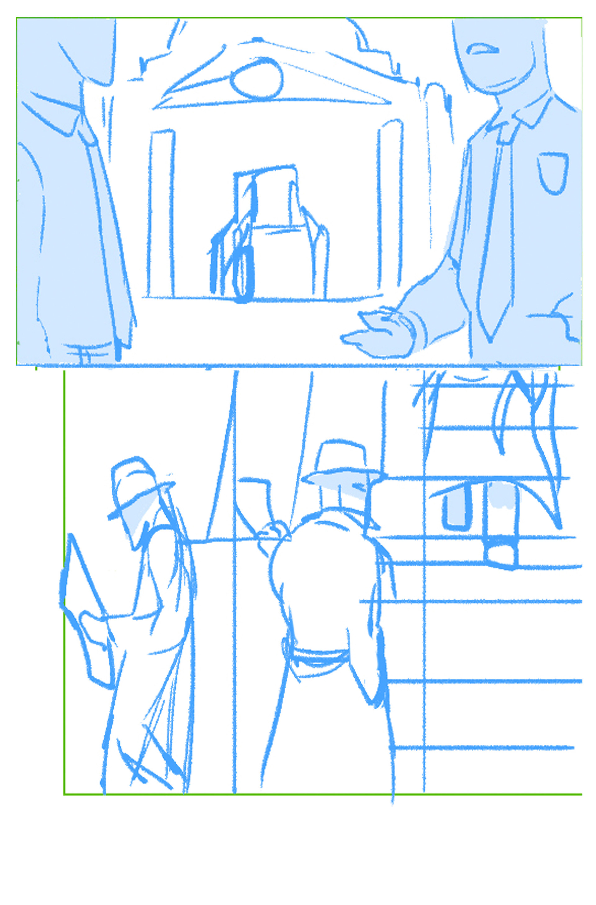 Elliot balson page 1 roughs royal