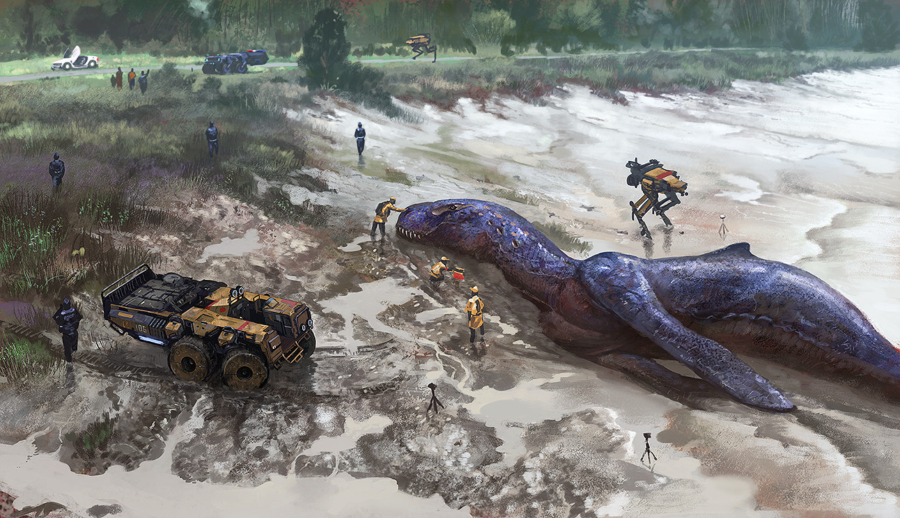 Edouard groult helping water dragon final