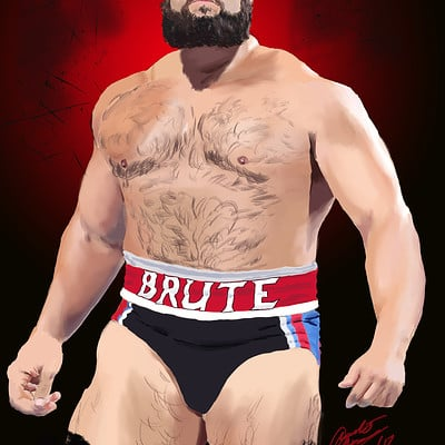 Andre smith rusev day1 1
