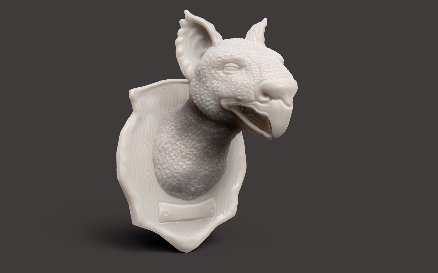 Scout windsor griffin waxy porcelain