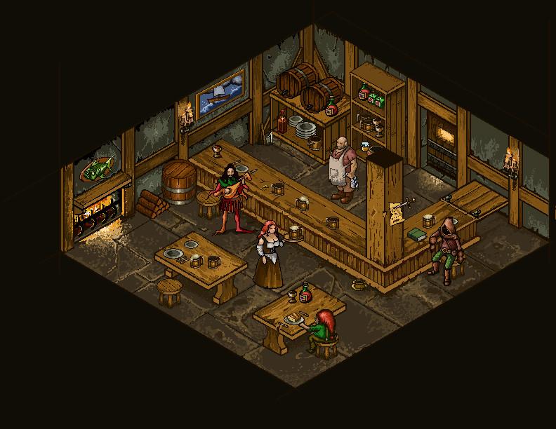Michael tenebrae tavern