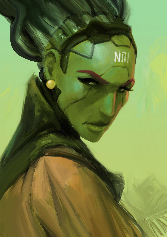 Miro petrov android painterly