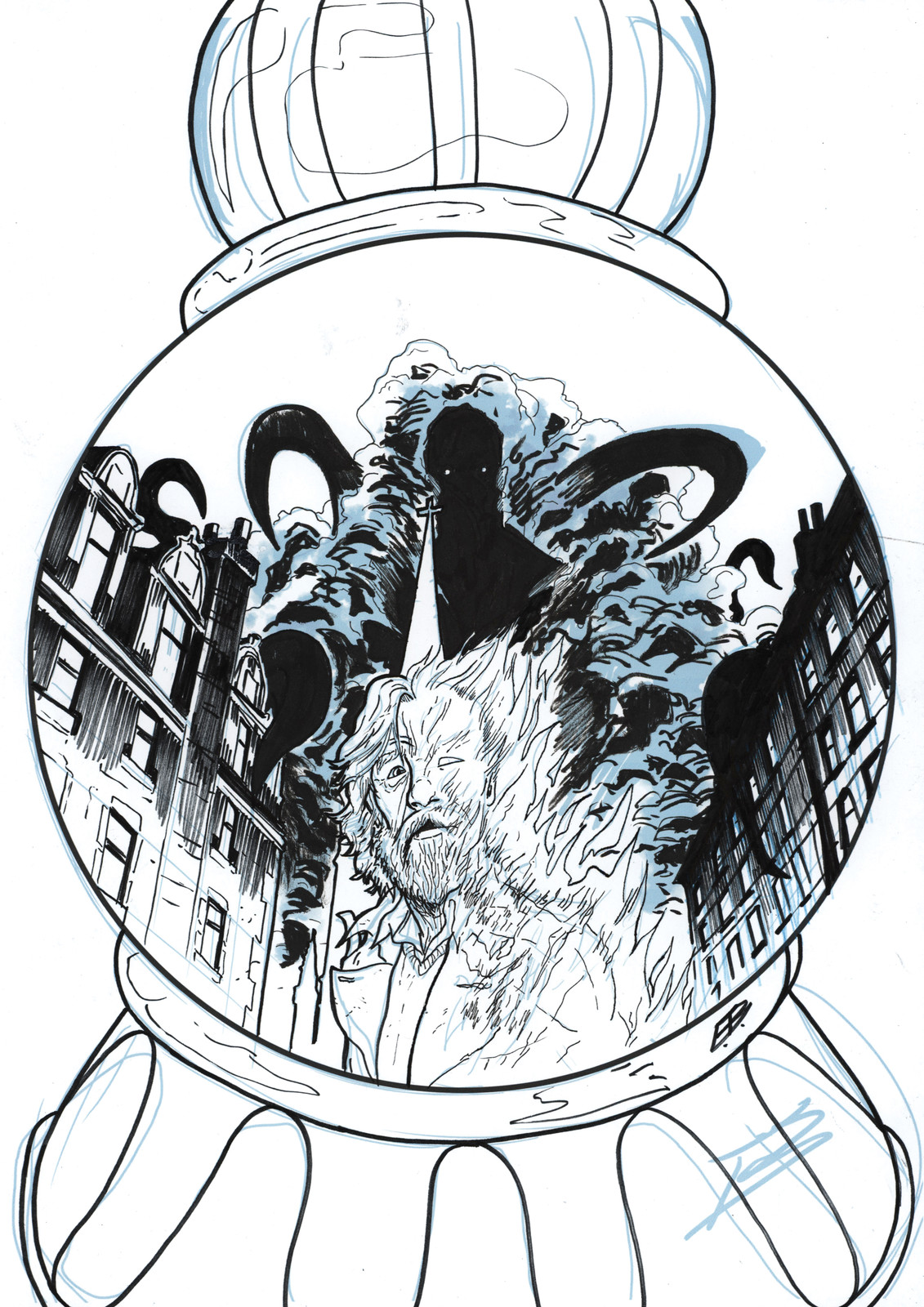 Cover Scanned Inks
