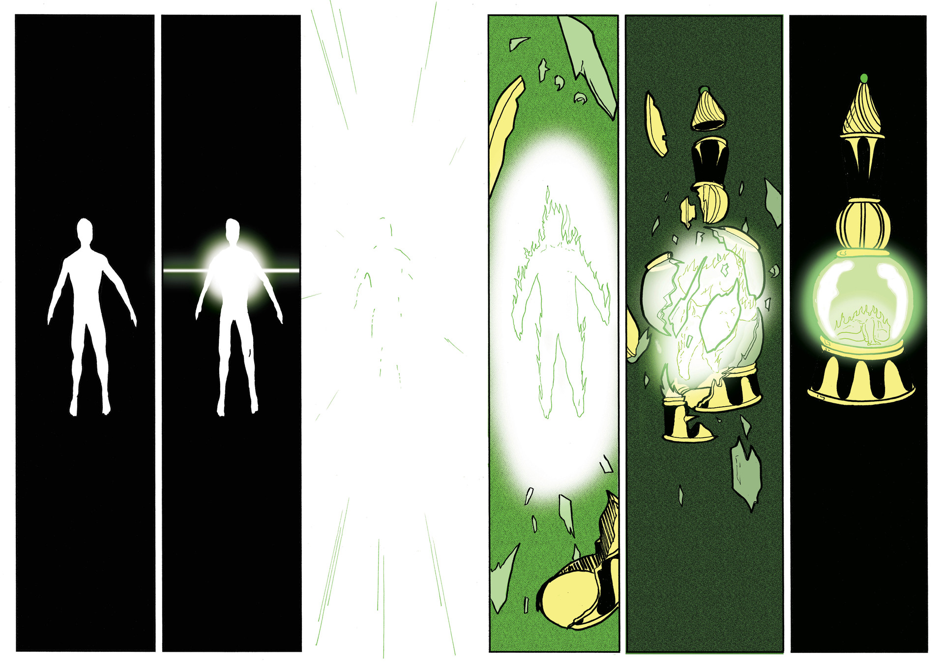 Pages 1-2 Colour Test