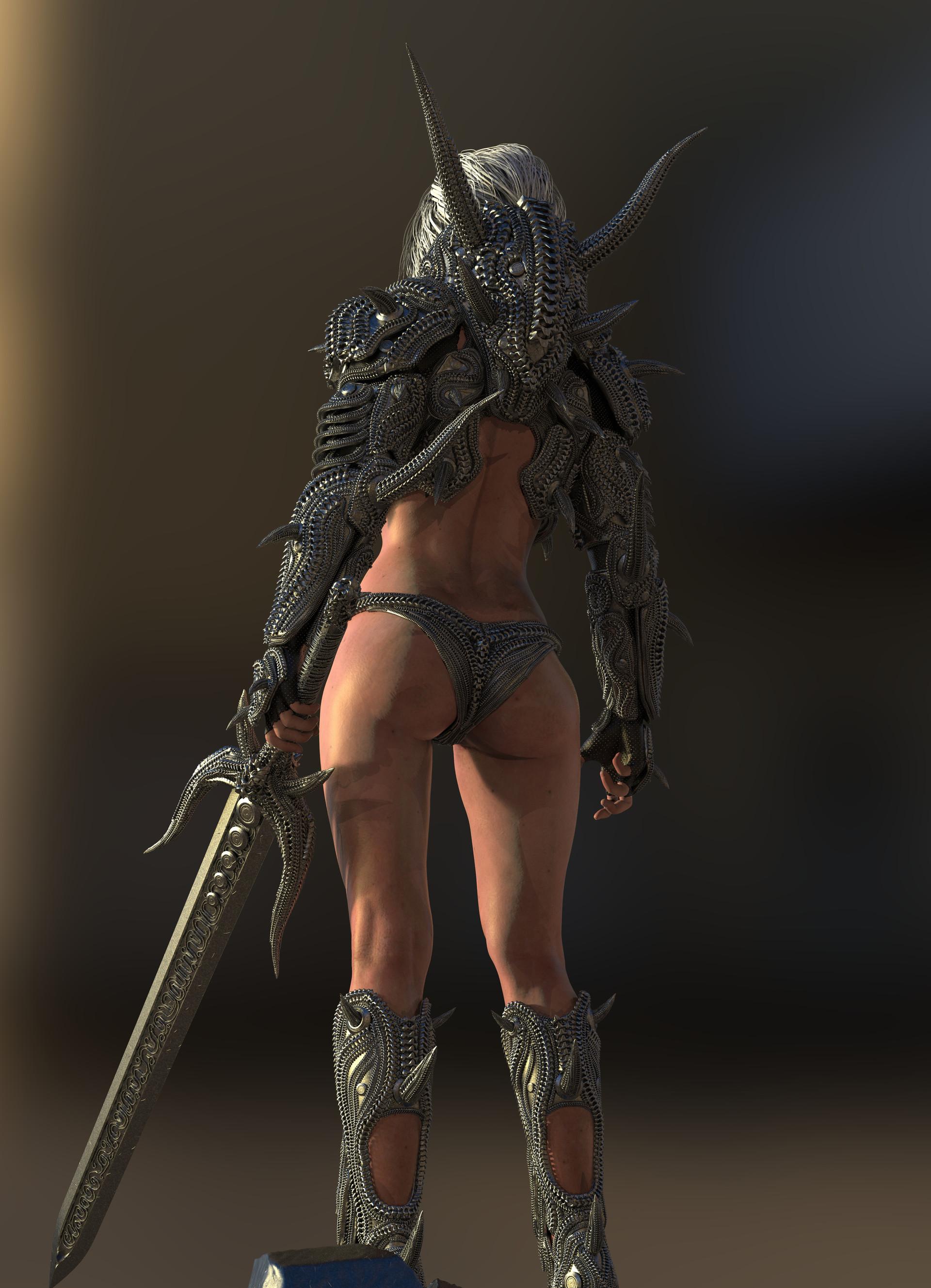 Tek tan scorpion 68