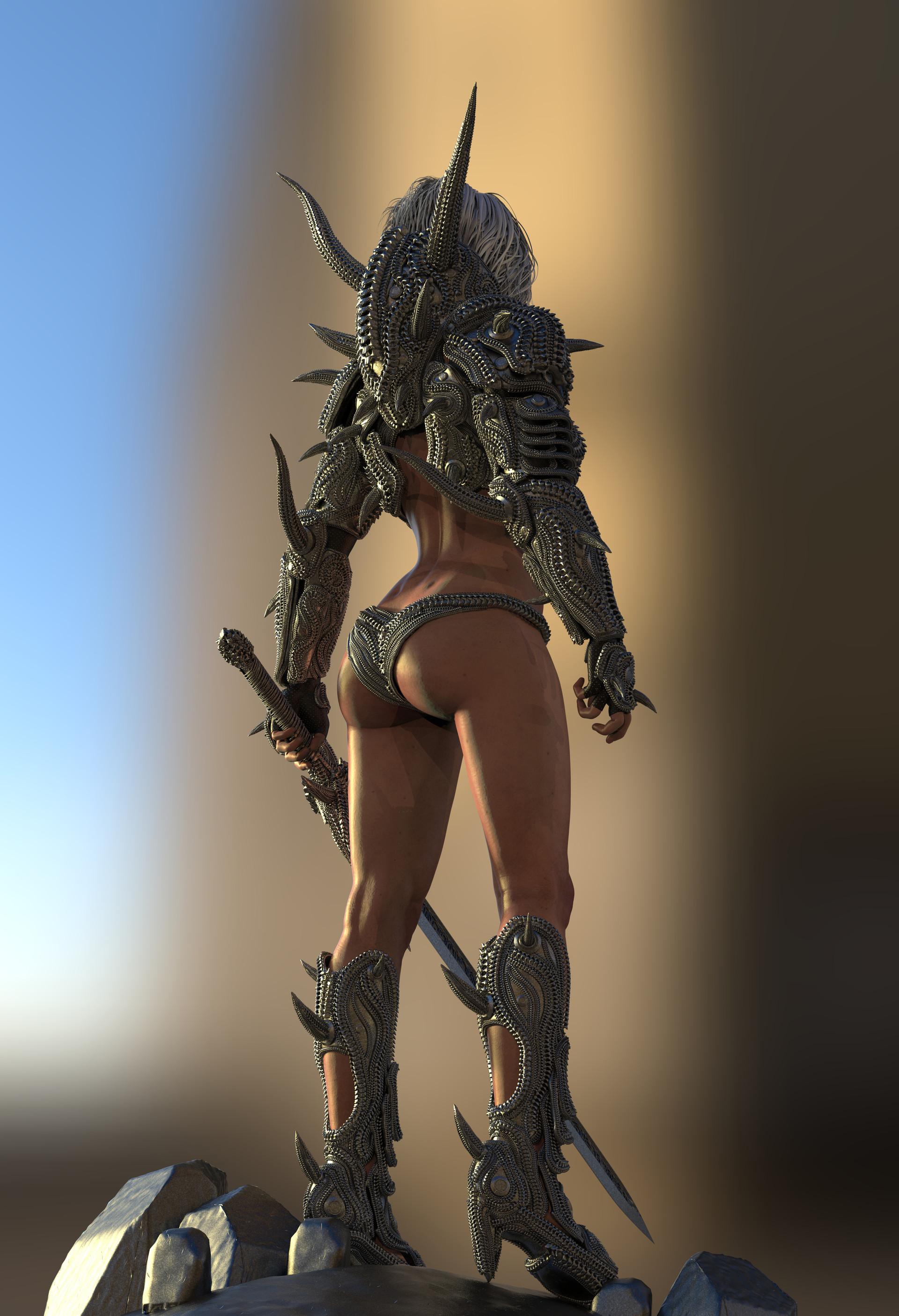 Tek tan scorpion 70